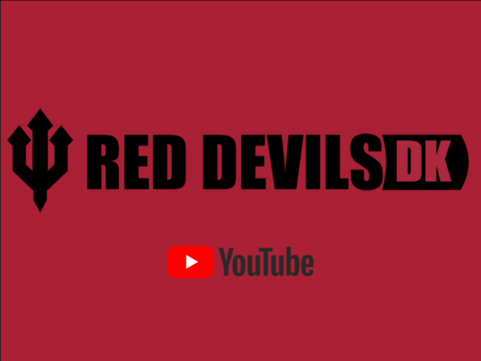 Red Devils Youtube